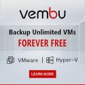 Vembu Free VM Backup