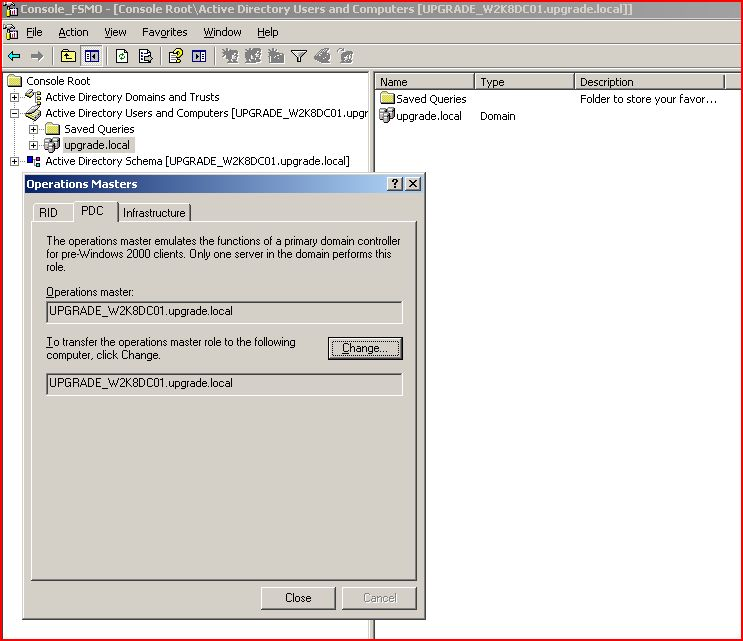 active directory users and computers server 2008 r2