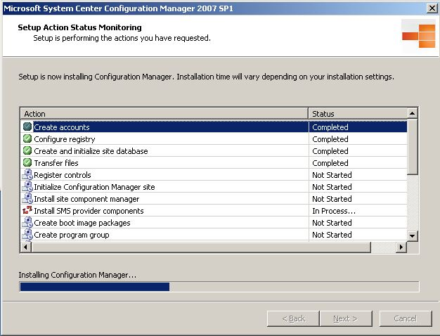 how to prepare for sccm interview