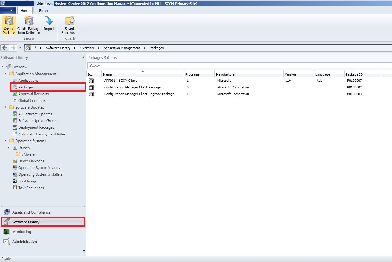 How to: Install VMware Tools unattended using ConfigMgr 2012