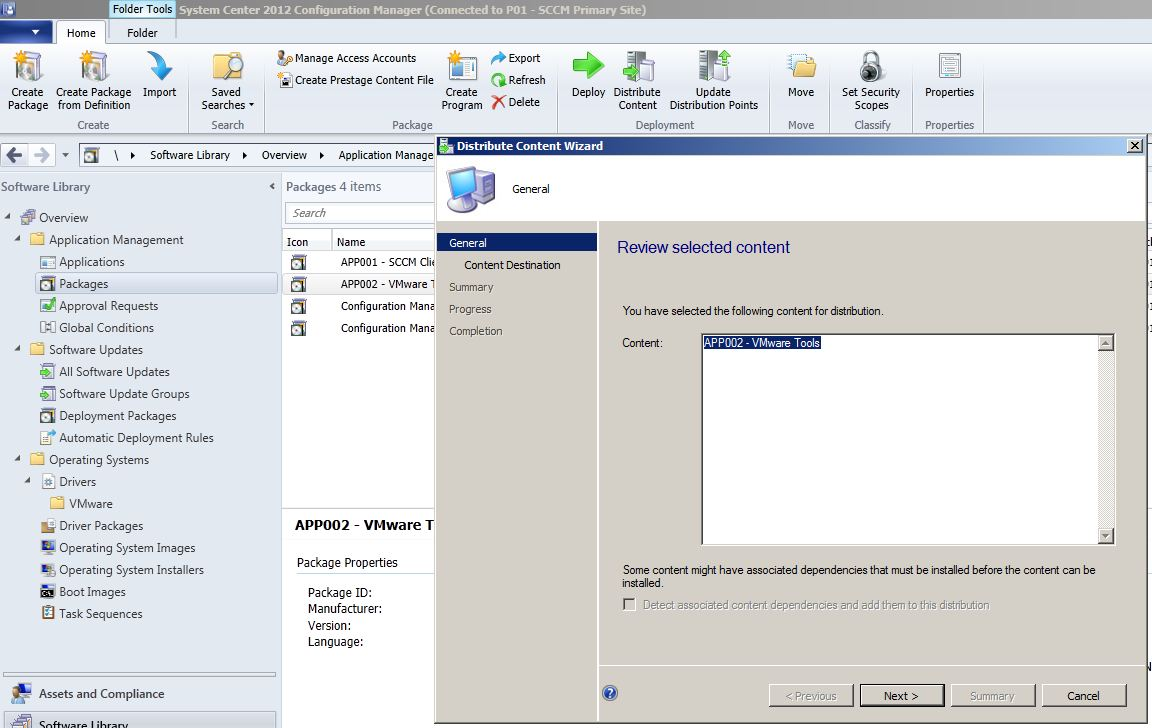 How to: Install VMware Tools unattended using ConfigMgr 2012 «