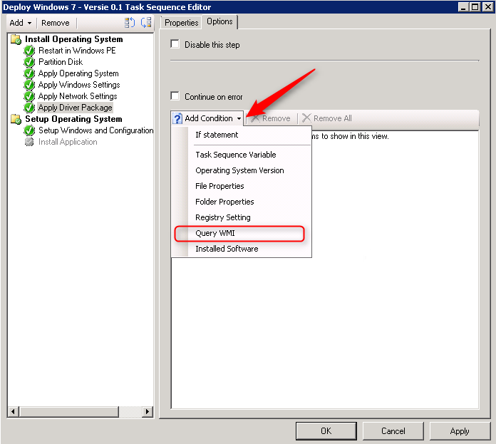 How to: SCCM 2012 and installing drivers by computer model