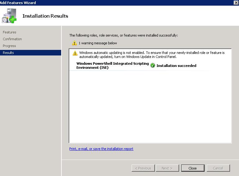 Microsoft Exchange 2013 «
