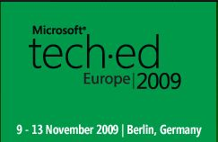 TechEd_2009_Berlin