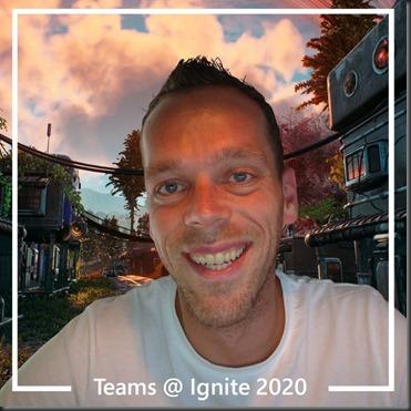 Selfie_Microsoft_Ignite_2020_07